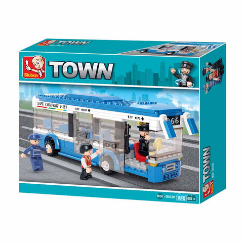 Sluban Town Bus