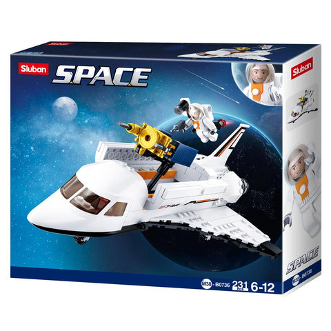 Sluban space Transportshuttle