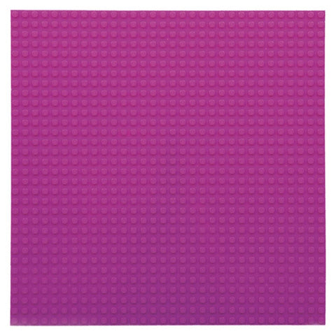 Strictly Briks Basisplatte single magenta