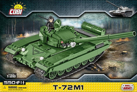 Cobi Small army T-72M1