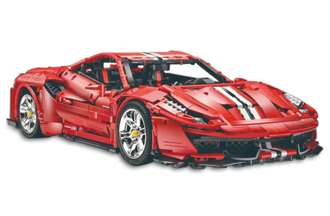 CaDa C61043W - Red Super Car 1:8 ohne Power System