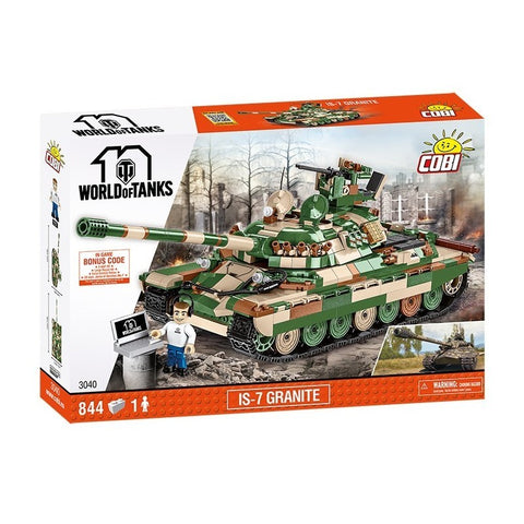 Cobi 3040 Wot IS7-Granite