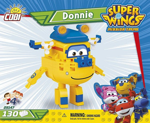 Cobi super wings donnie 130pcs