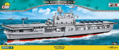 Cobi 4815 USS Enterprise (CV-6)