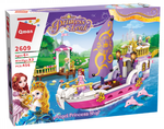 Qman 2609 princess ship
