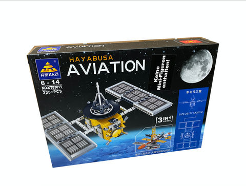 Kazi KY83011 Aviation Hayabusa Satellit Raumsonde