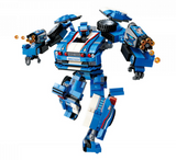 Qman 3303 Transform Blast Ranger Storm Lord