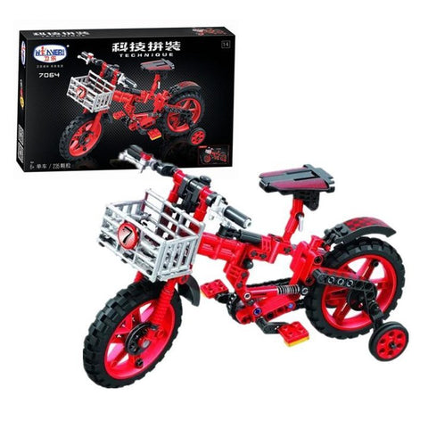 Winner 1275 Rotes Kinderrad
