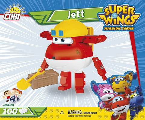 Cobi super wings jett 100pcs