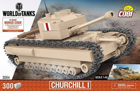 Cobi 3064 WoT Churchill 1