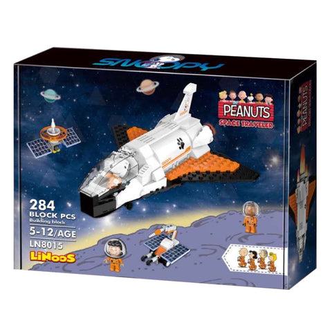 Linoos LN8015 Peanuts Space Shuttle