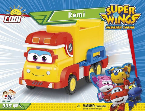 Cobi Super wings Remi