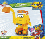 Cobi super wings Scoop