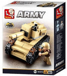 Sluban Army mini Bauset Panzer