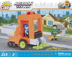 Cobi Action Town Street Sweeper