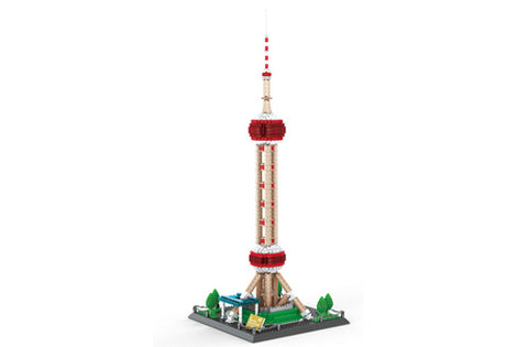 Wange 5224 Oriental Pearl Tower of Shanghai