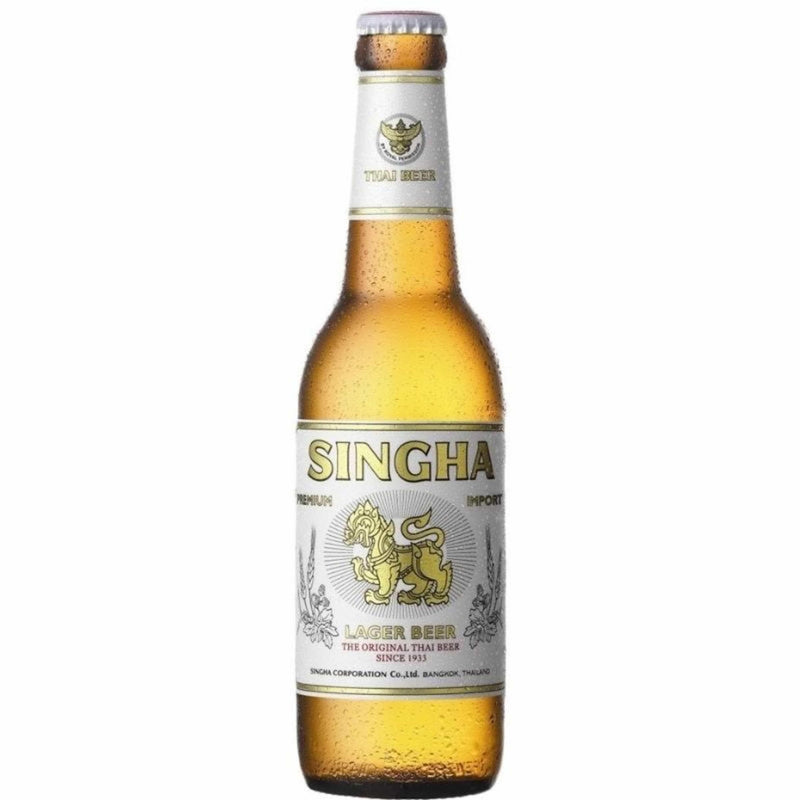 buy Singha Thai Lager 500ml Single online at Flask Fine Wine