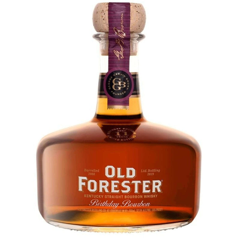 buy Old Forester Birthday Kentucky Bourbon 2019 online at Flask Fine Wine