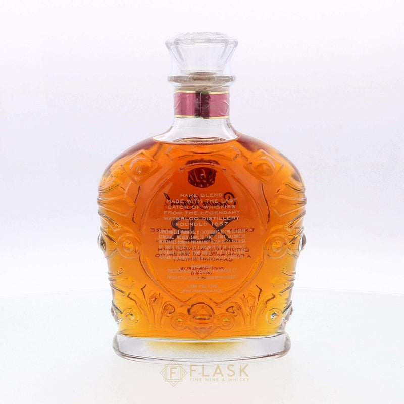 buy Crown Royal XR Extra Rare Whisky Red Waterloo w/Bag Only online at Flask Fine Wine