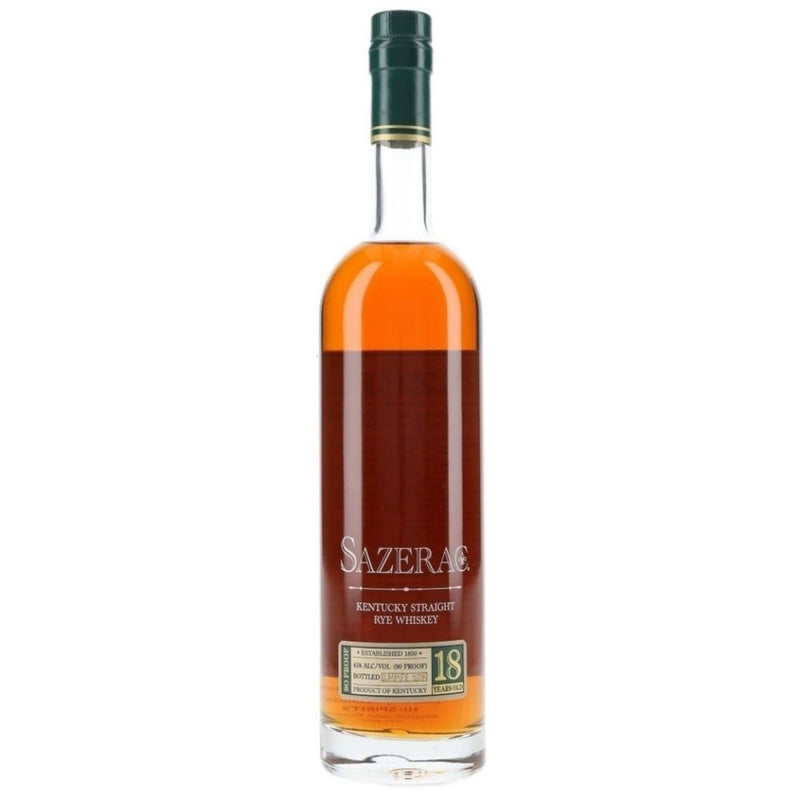 buy Sazerac 18 Year Old Rye Whiskey 2019 online at Flask Fine Wine