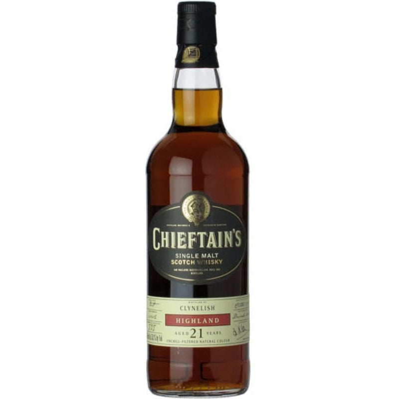 buy Chieftains Clynelish 21 Yr 1990 Sherry Cask 11416 online at Flask Fine Wine
