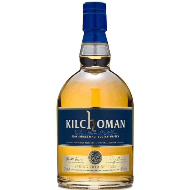 buy Kilchoman Spring 2010 online at Flask Fine Wine
