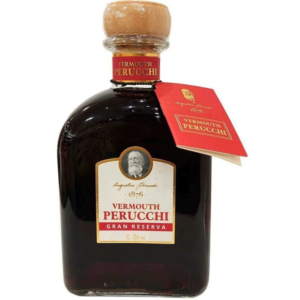 buy Perruchi Grand Reserve Red Spanish Vermouth 1L online at Flask Fine Wine
