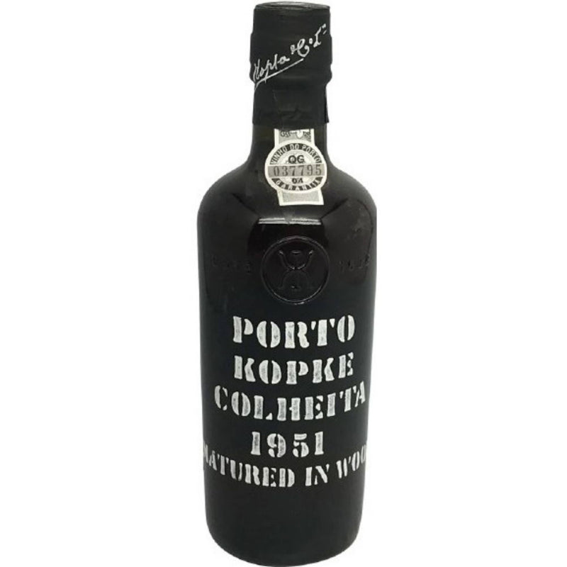 buy 1951 Kopke Colheita Port online at Flask Fine Wine