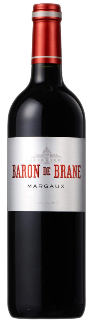 buy Chateau Brane-Cantenac Baron de Brane 2012 Margaux online at Flask Fine Wine