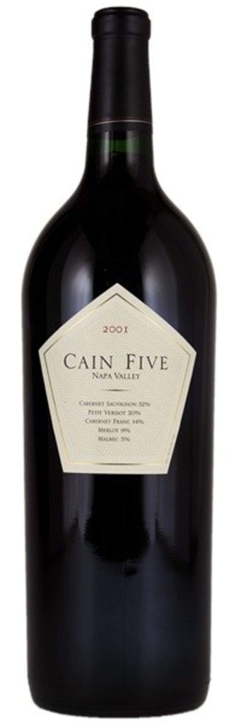 buy Cain Five 2013 online at Flask Fine Wine