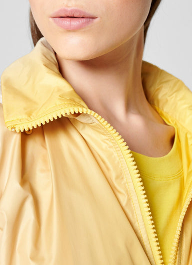 ESCADA Two-Tone Ombré Parka Jacket
