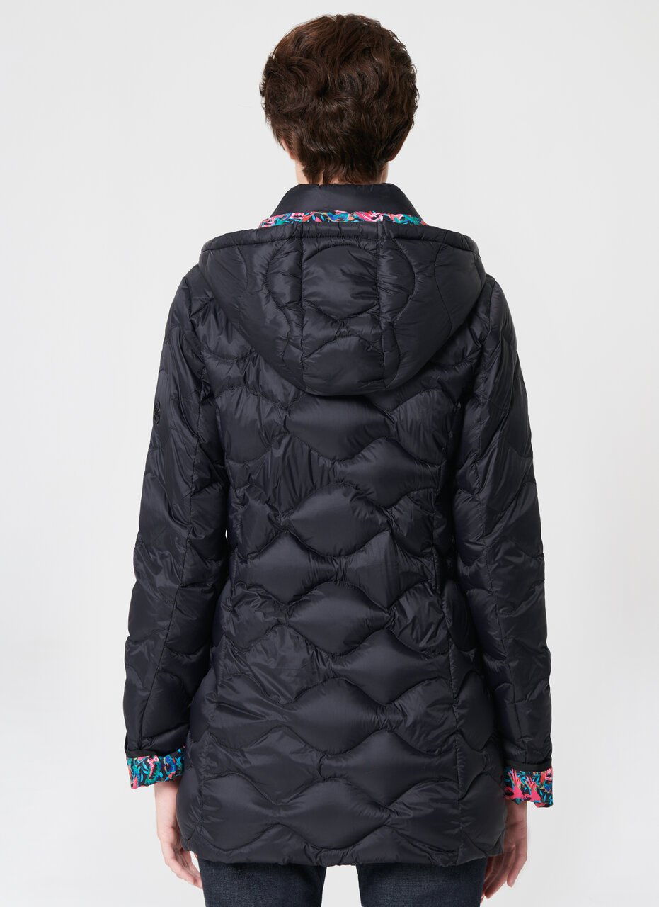 ESCADA Bird Lined Down Jacket