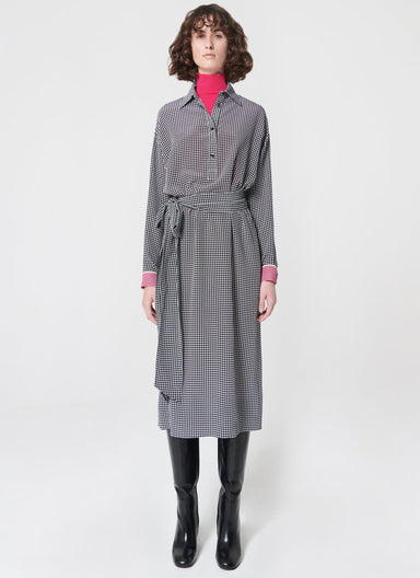 Silk shirt dress - ESCADA