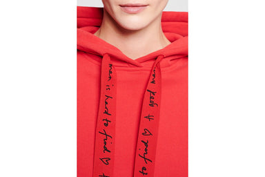 Hooded Sweatshirt - ESCADA