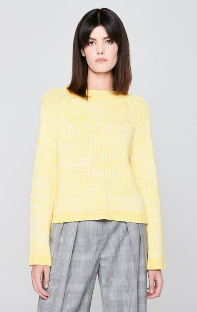ESCADA Cotton Knit Boxy Sweater