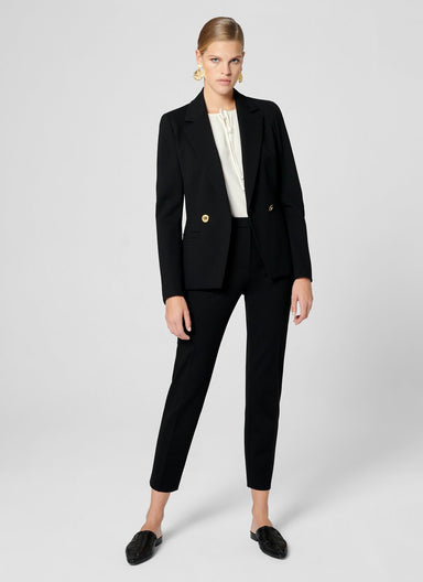 ESCADA Milano Jersey Cropped Pants