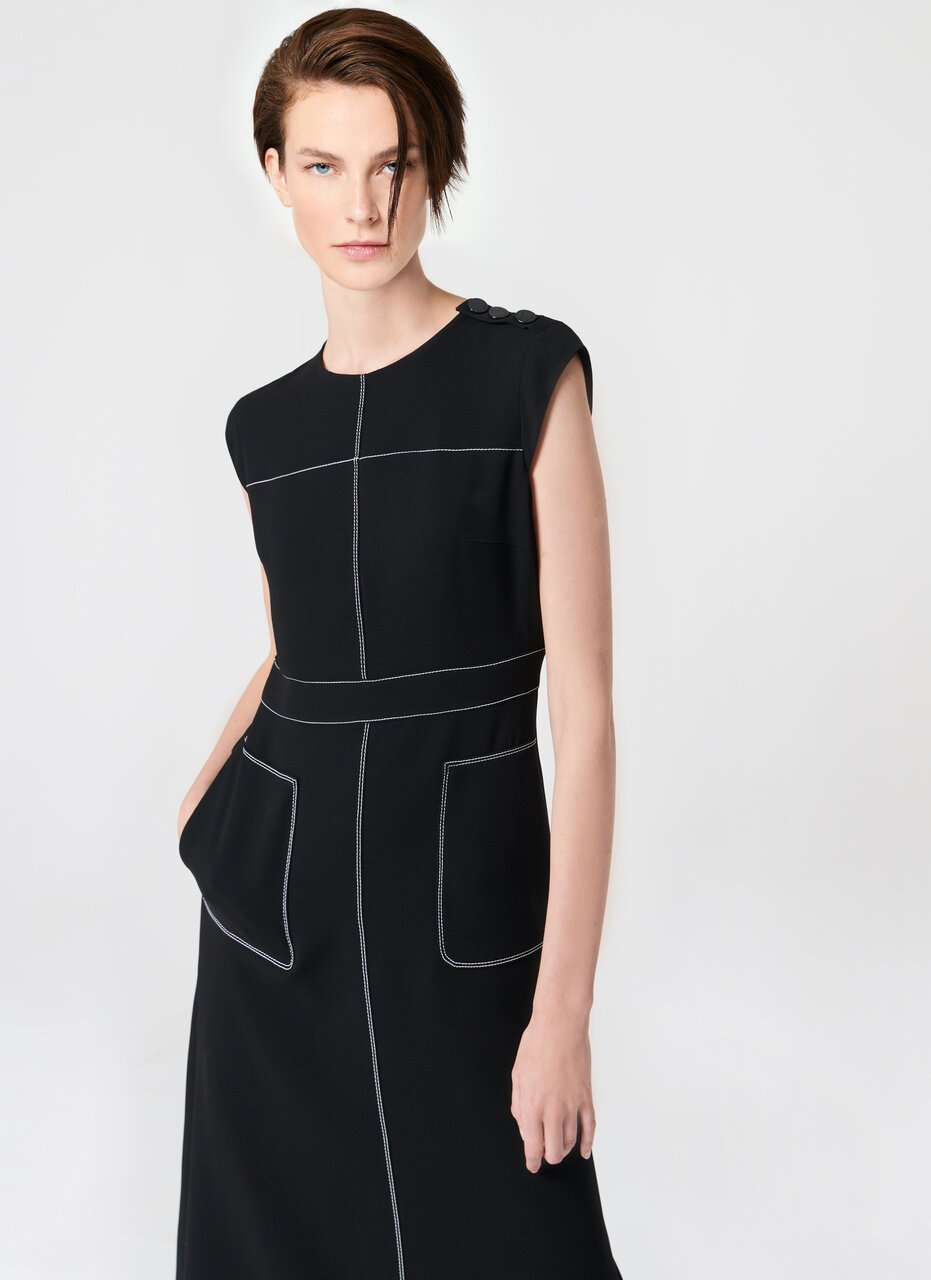 Feminine 24/7 fit & flare dress - ESCADA