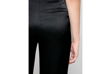 Satin Wide Leg Pants - ESCADA