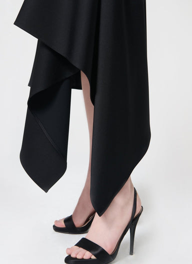 ESCADA Feminine 24/7 midi satin skirt