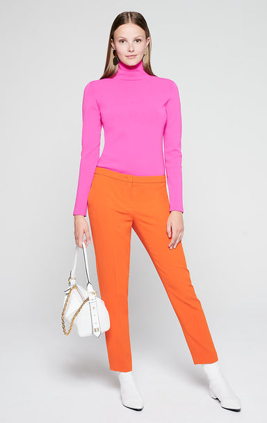 Crepe Ankle Pants - ESCADA