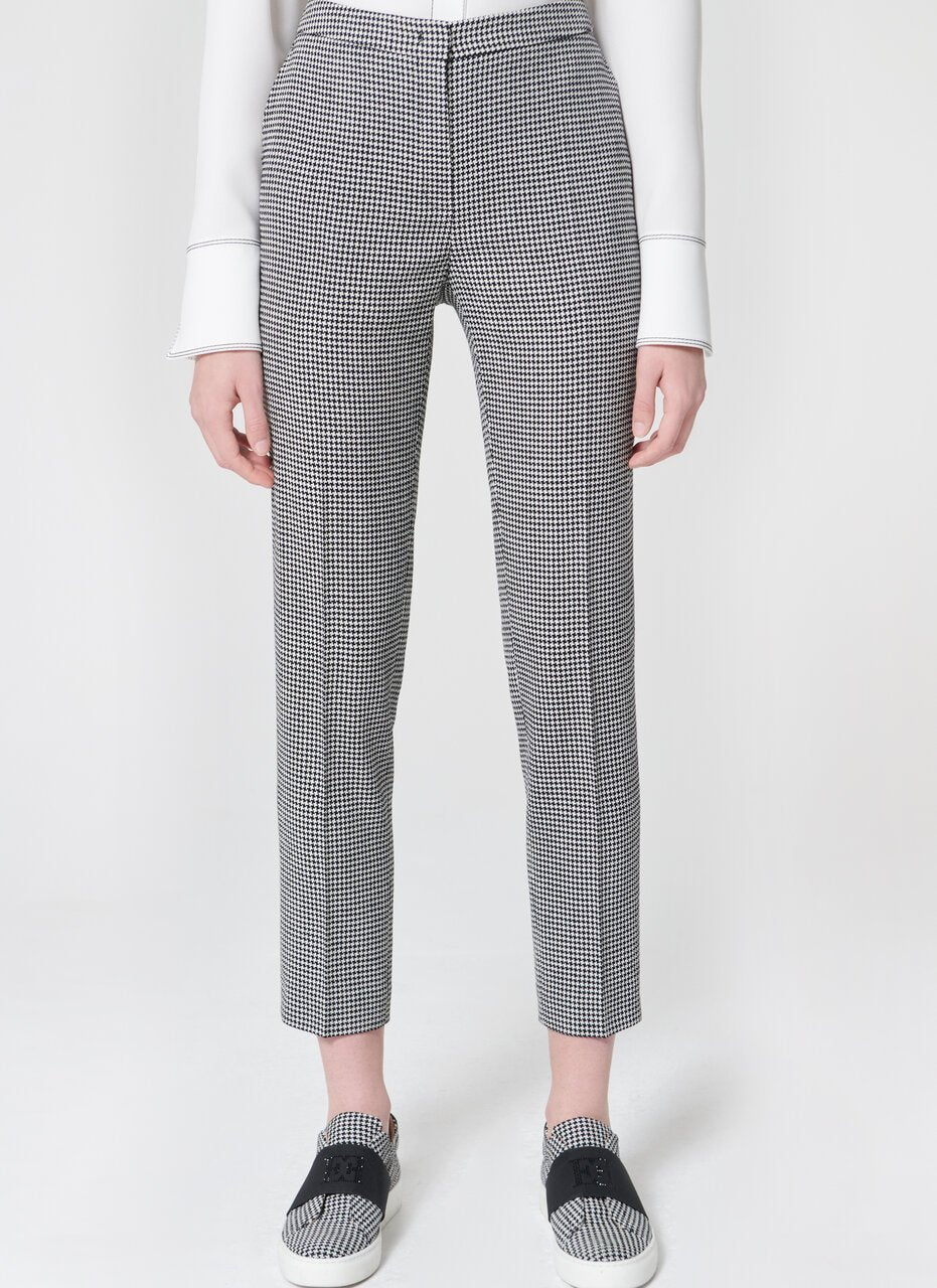 ESCADA Pant in wool viscose blend