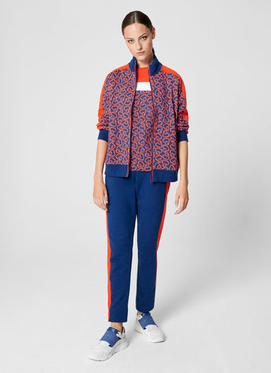 ESCADA Two-Tone Jersey Pants