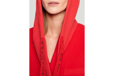 Wool Hooded Coat - ESCADA
