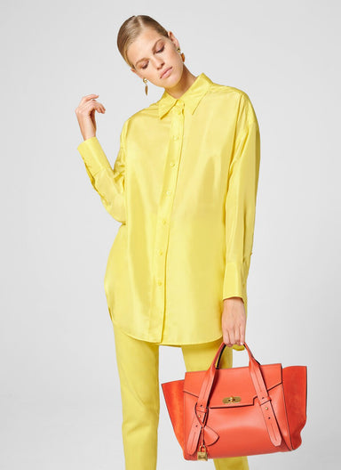 ESCADA Silk Oversized Blouse