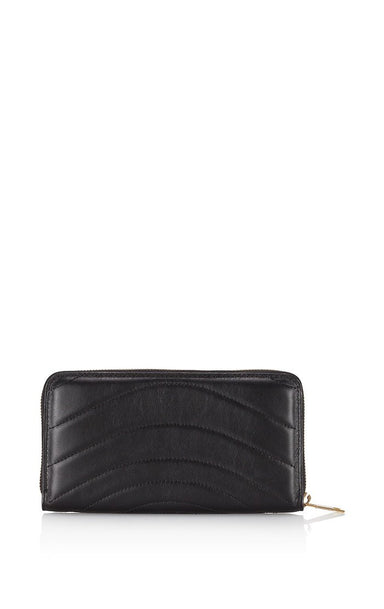 Leather Heart Wallet - ESCADA