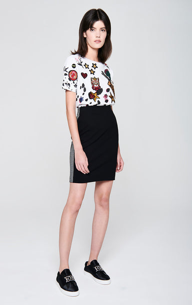 Milano Jersey Pencil Skirt - ESCADA