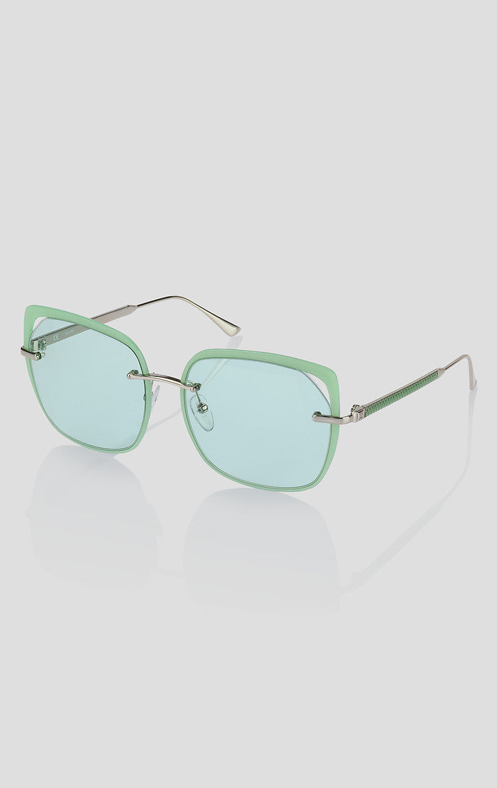 ESCADA Oversized Square Sunglasses