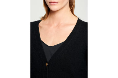 Wool Cashmere Studded Cardigan - ESCADA