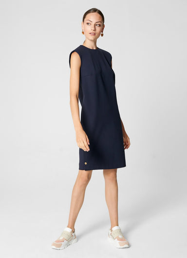 ESCADA Milano Jersey Side Button Dress