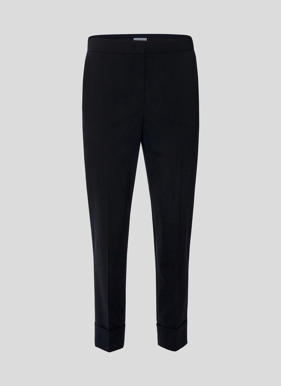 ESCADA Virgin Wool Cropped Pants